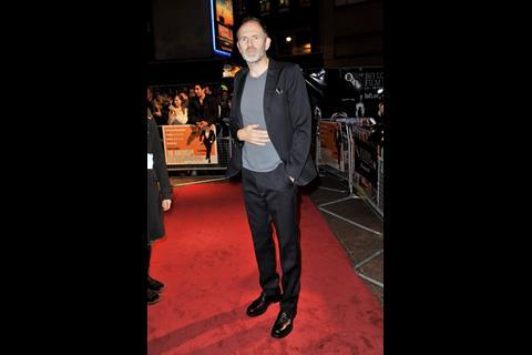 The American director Anton Corbijn